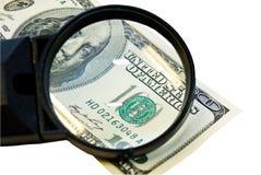 Conceptos financieros/dinero en circulación foto de archivo libre de regalías