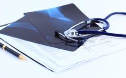 Conceptos médicos de la imagen Imagen de archivo libre de regalías