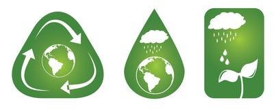 Conceptos sostenibles Fotografía de archivo libre de regalías