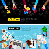 Concepts business analysis planning consulting Stock Photos