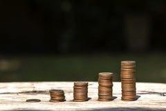 Concepts d'économie photos stock