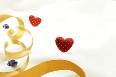 Concepts d'amour - Valentine Day heureux Photo stock