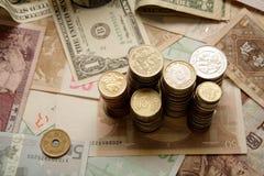 Concepts de finances image libre de droits