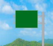 Concepts de panneau routier Images libres de droits