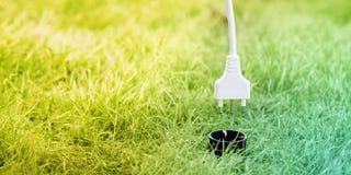 Concepts de rendement énergétique Photographie stock libre de droits