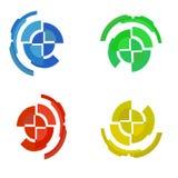 Concepts de symbole d'affaires Image libre de droits