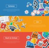 Concepts plats d'illustration de vecteur de conception de illustration de vecteur