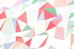 Conceptual background triangle strip pattern for design. Digital, vector, art & abstract. Conceptual background triangle strip pattern for design. Vector Stock Images