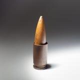Conceptual bullet Stock Photography