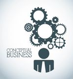Conceptual business Stock Images