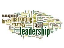 Conceptual business word cloud Stock Photo