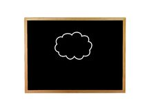 Conceptual Cloud Royalty Free Stock Photo
