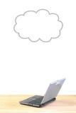 Conceptual Cloud Stock Image