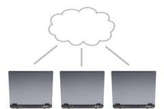 Conceptual Cloud Stock Photo
