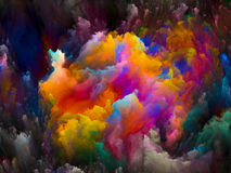 Conceptual Color Royalty Free Stock Image
