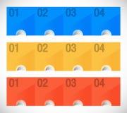 Conceptual  color panels Stock Photo