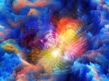 Conceptual Colors Stock Images