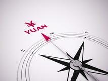 Conceptual 3D Compass Stock Photos