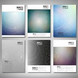 Conceptual design, technology background vector. Stock Photo