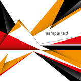 Conceptual designed layout. Conceptual designed layout with abstraction Royalty Free Stock Photos