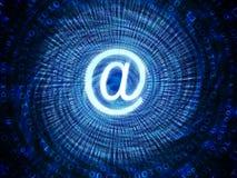Conceptual e-mail Stock Photos