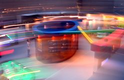 conceptual exhibition image modern Στοκ φωτογραφία με δικαίωμα ελεύθερης χρήσης