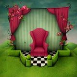 Fantasy  background  Wonderland Stock Photos