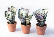 Conceptual financier Image Photo stock