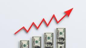 Conceptual financiero Image Fotos de archivo libres de regalías