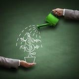 Conceptual financiero Image Foto de archivo