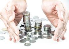 Conceptual financiero Image Imagen de archivo libre de regalías