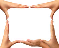 Conceptual Frame Royalty Free Stock Images