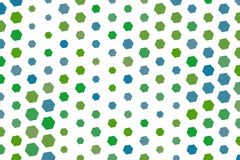 Conceptual geometrical background, for web page, graphic design, catalog or texture. Vector, cover, hexagon & pattern. Conceptual geometrical background, for Royalty Free Stock Images
