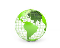 Conceptual globe Stock Image