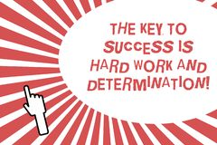 Hard work is the key to success essay