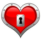 Conceptual heart Royalty Free Stock Photo