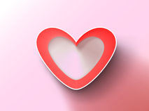 Conceptual heart Stock Images