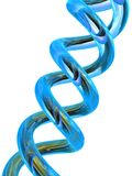 Conceptual Illustration of DNA Stock Photography