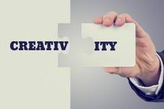 Conceptual image of Creativity Stock Photos