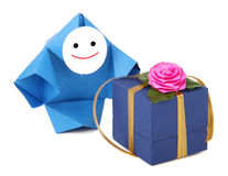 Conceptual image of love and greetings Royalty Free Stock Photo