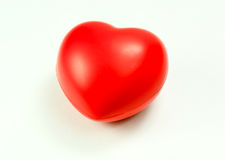 A conceptual image of loving heart Royalty Free Stock Photos