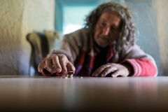 Free Conceptual Image Of Poverty And Personal Crisis Stock Photography - 178302902