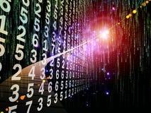 Conceptual Information Stream Stock Photos