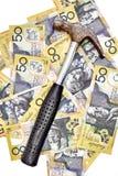 Conceptual Maintenance Costs Stock Photos