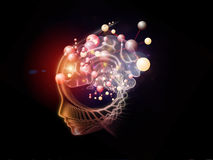 Conceptual Mind Stock Photography