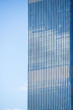 Conceptual Office building glass surface Stock Photography