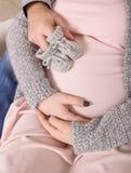 Conceptual para el embarazo imagen de archivo libre de regalías