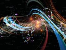 Conceptual Physics Stock Photo