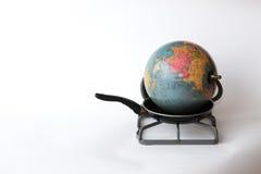 Conceptual representation of global warming Royalty Free Stock Photos