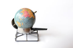 Conceptual representation of global warming Royalty Free Stock Photography